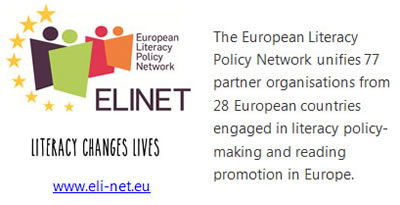 Logo European Literacy Policy Network (ELINET)
