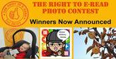 Winners Announced - Right to E-Read Photo Contes