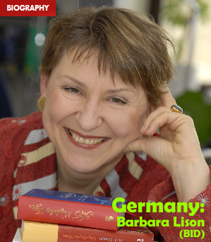 Germany: Barbara Lison (BID)