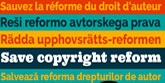 Reda Report adopted: A turning point in the copyright debate