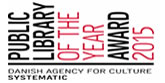 Public Library of the Year Award 2015