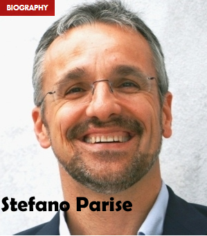 Italy: Stefano Parise (Italian Library Association)