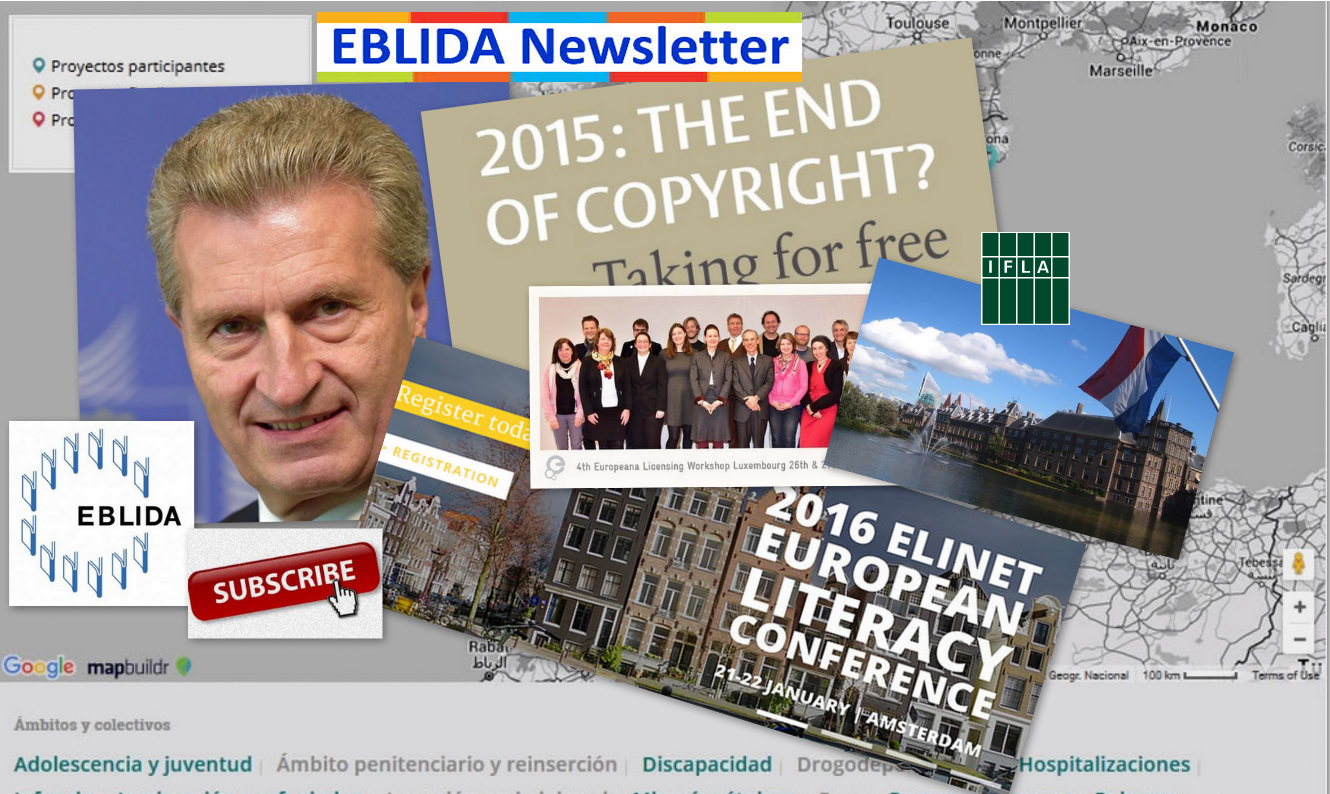 EBLIDA Newsletter December 2015