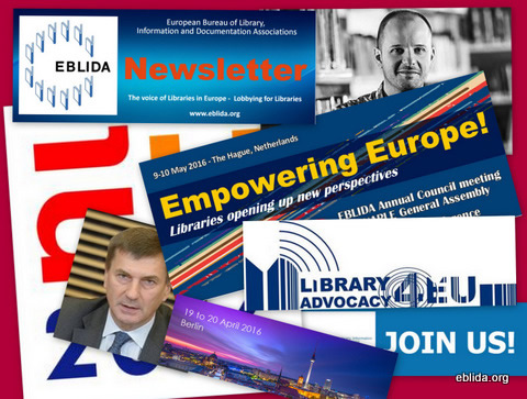 EBLIDA January Newsletter