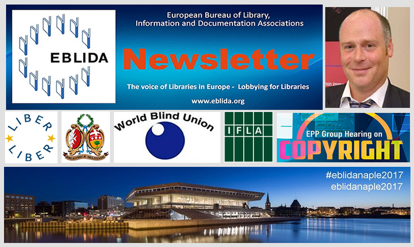 EBLIDA January 2017 Newsletter