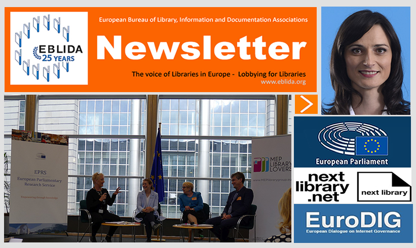 EBLIDA June 2017 Newsletter