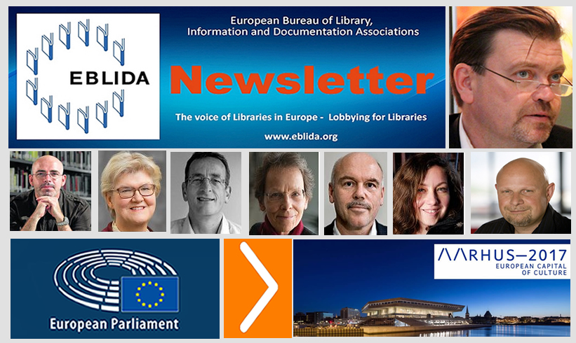 EBLIDA March 2017 Newsletter