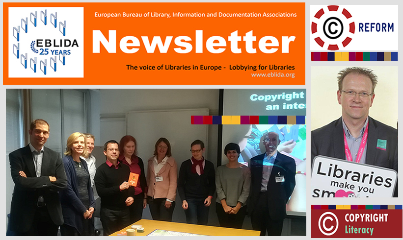 EBLIDA November 2017 Newsletter