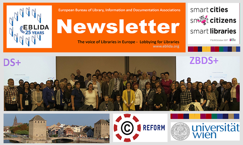 EBLIDA October 2017 Newsletter