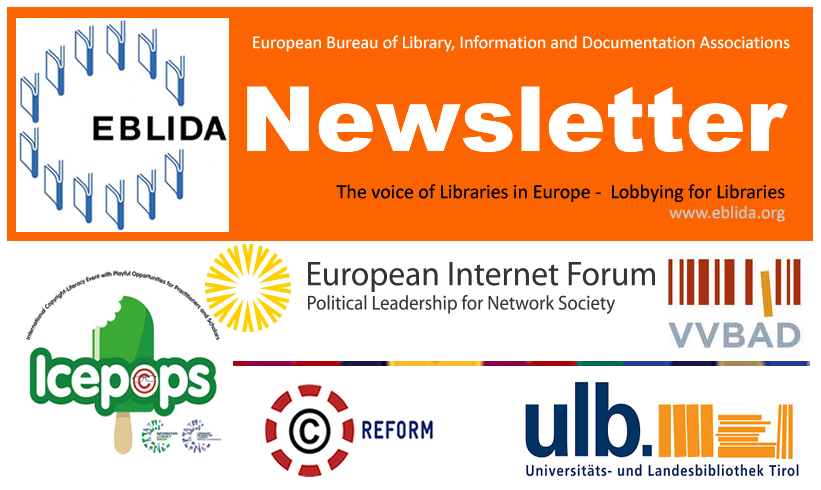 EBLIDA Newsletter February 2018