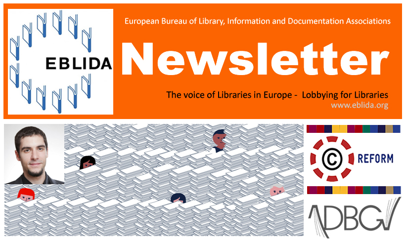 EBLIDA Newsletter January 2018