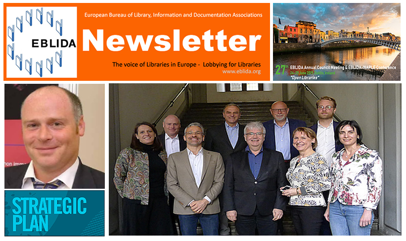 EBLIDA Newsletter Issue No. 3. March 2019