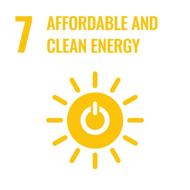 SDG 7 'Affordable and clean energy'