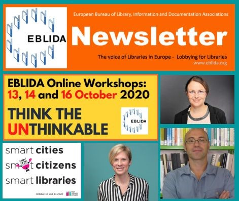 EBLIDA Newsletter October 2020