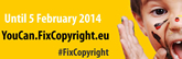Have your say in the EU Copyright Consultation