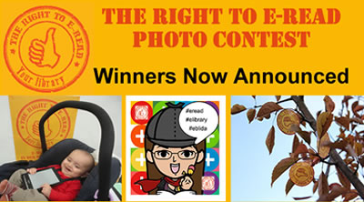 The Right to E-read Photo Contest
