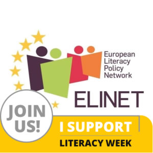 ELINET - I support Literacy Week