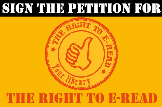 The Right to E-read Petition